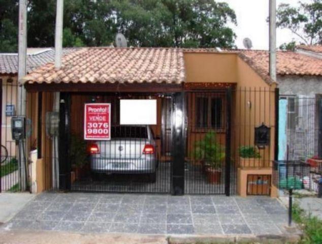 Casa 2 Dorm, Aberta dos Morros, Porto Alegre (92693)