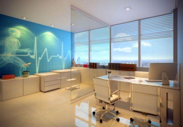 Anita Garibaldi Corporate & Offices - Sala, Mont Serrat, Porto Alegre - Foto 2