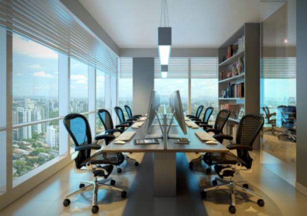 Anita Garibaldi Corporate & Offices - Sala, Mont Serrat, Porto Alegre - Foto 3