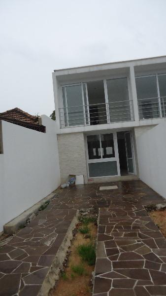 Condominio - Sobrado 2 Dorm, Jardim Itu Sabará, Porto Alegre (94716)