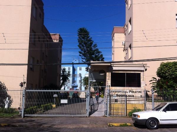 Açorianos - Apto 2 Dorm, Protásio Alves, Porto Alegre (94769)