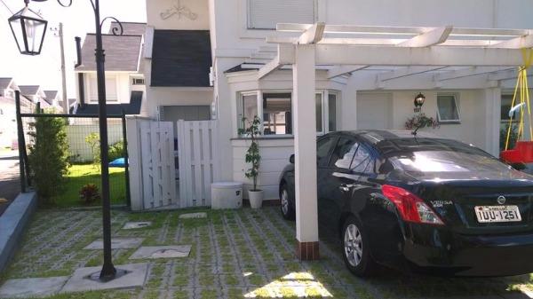 Condomínio Victoria Town Houses - Casa 3 Dorm, Agronomia, Porto Alegre - Foto 4