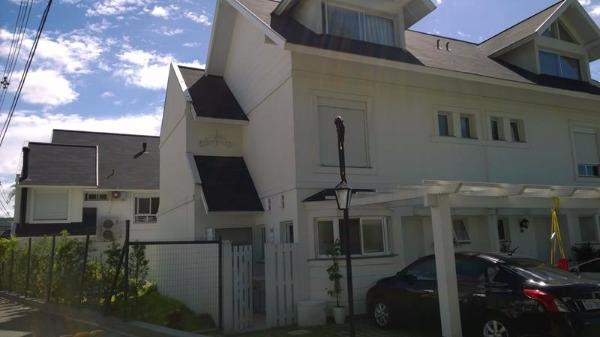 Condomínio Victoria Town Houses - Casa 3 Dorm, Agronomia, Porto Alegre
