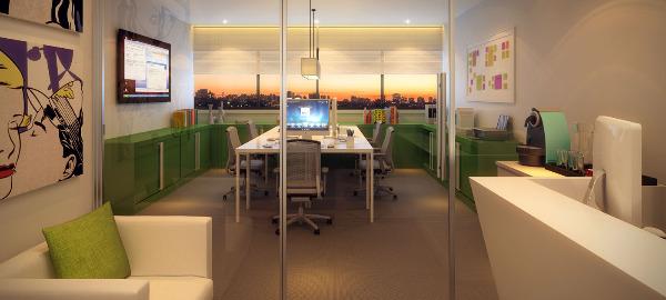 Murano Office - Sala, Cristal, Porto Alegre (94813) - Foto 4