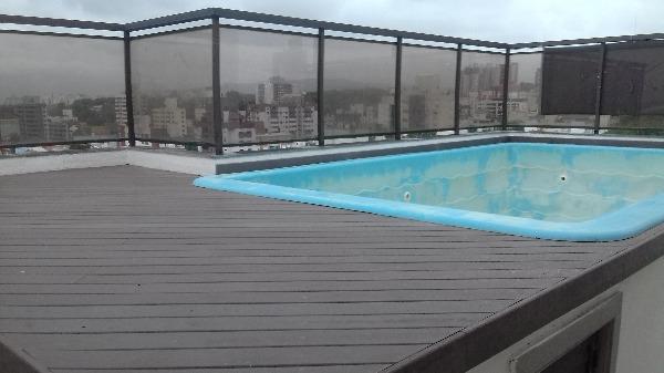 Solar Ravel - Cobertura 2 Dorm, São João, Porto Alegre (94852) - Foto 16