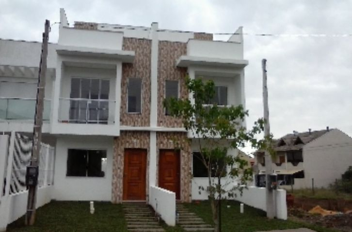 Casa 2 Dorm, Aberta dos Morros, Porto Alegre (95302)