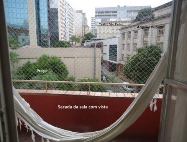 Marilia - Apto 3 Dorm, Centro, Porto Alegre (96129)
