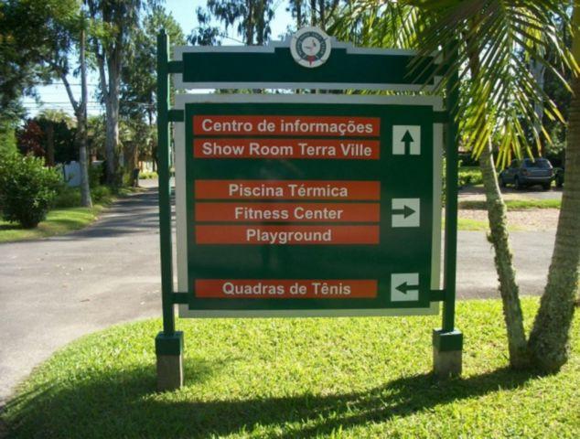 Terra Ville Belém Novo Golf Clube - Casa 3 Dorm, Belém Novo (96254) - Foto 3