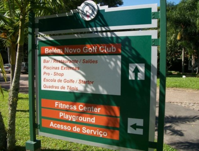 Terra Ville Belém Novo Golf Clube - Casa 3 Dorm, Belém Novo (96254) - Foto 4