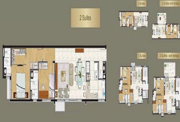 Edifício Residencial Luxor - Apto 3 Dorm, Tristeza, Porto Alegre - Foto 5