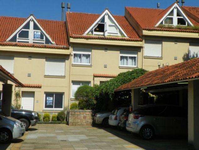 Residencial Villa Santa Teresa - Casa 3 Dorm, Cristal, Porto Alegre