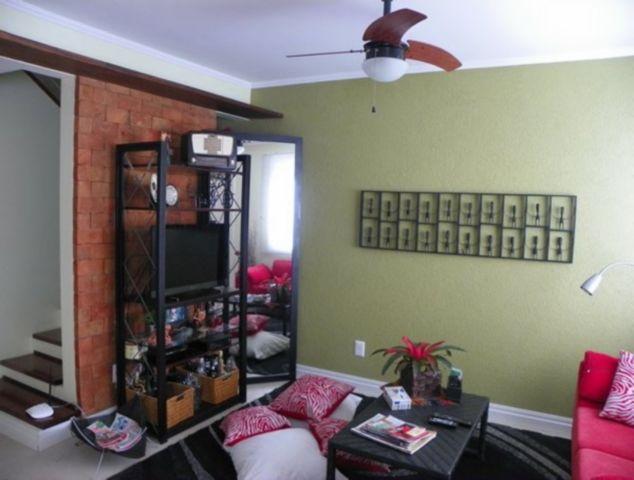 Residencial Villa Santa Teresa - Casa 3 Dorm, Cristal, Porto Alegre - Foto 3