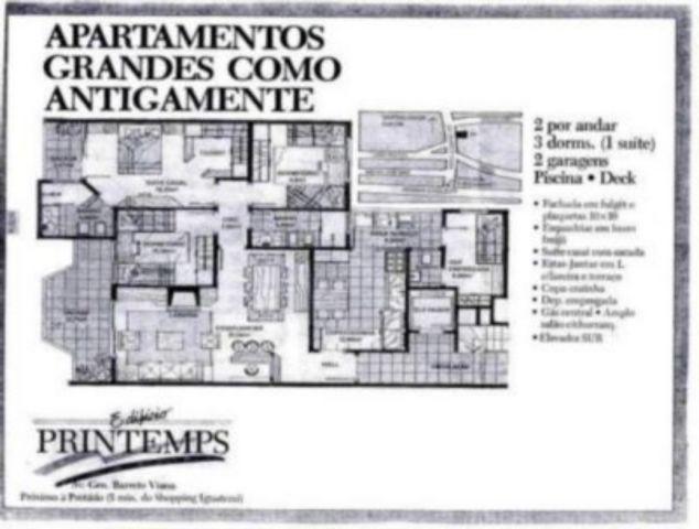 Edificio Printemps - Apto 3 Dorm, Chácara das Pedras, Porto Alegre - Foto 12
