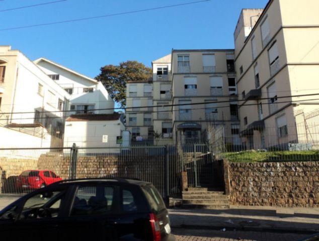 José Resnick - Apto 2 Dorm, Santa Tereza, Porto Alegre (97242)