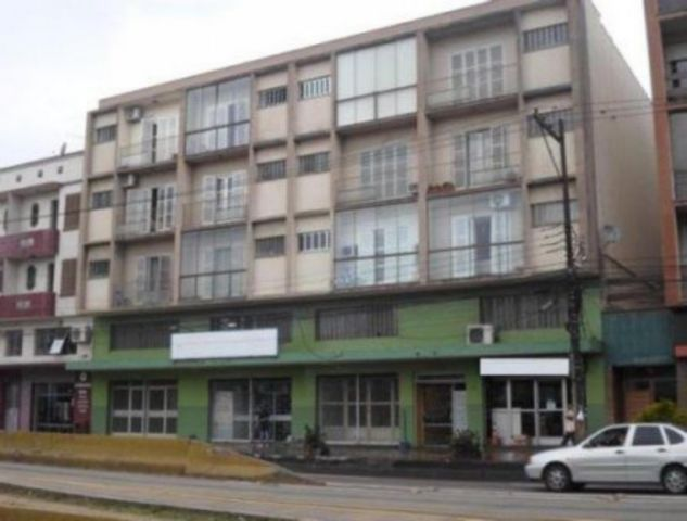 Edifício Pioneiro - Apto 2 Dorm, São João, Porto Alegre (97557)