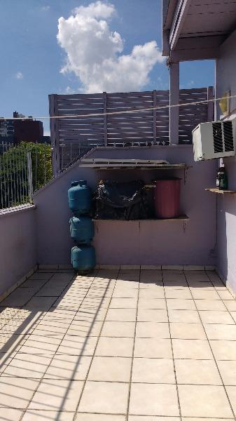 Edifício - Cobertura 2 Dorm, Petrópolis, Porto Alegre (98205)