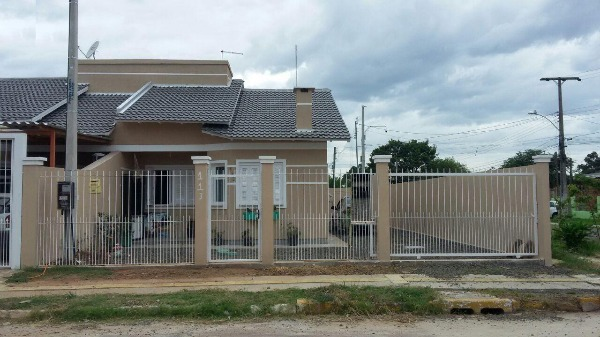 Casa 2 Dorm, Harmonia, Canoas (98275)