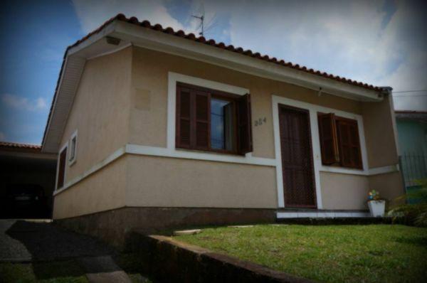 Casa 2 Dorm, Parque Ozanan, Canoas (98499)