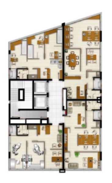 Premium Trade Center - Sala 1 Dorm, Floresta, Porto Alegre (98599) - Foto 3