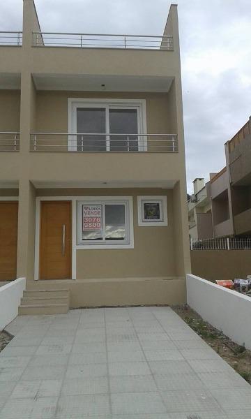 Caminho do Sol - Casa 2 Dorm, Guarujá, Porto Alegre (98683)