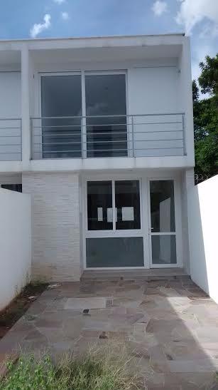 Casa Condomínio - Casa 2 Dorm, Jardim Itu Sabará, Porto Alegre (98712)