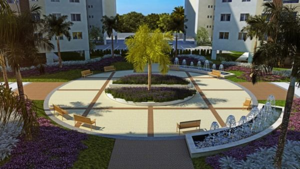 Life Park Garden - Apto 3 Dorm, Marechal Rondon, Canoas (98758) - Foto 2