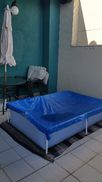 Solar Topázio - Apto 2 Dorm, Chácara das Pedras, Porto Alegre (98767) - Foto 22