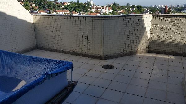 Solar Topázio - Apto 2 Dorm, Chácara das Pedras, Porto Alegre (98767) - Foto 23