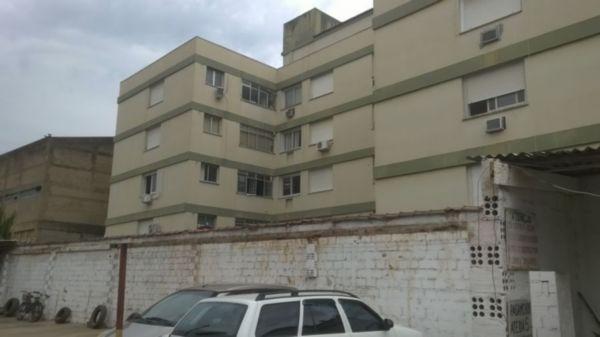 Edifício Palermo - Apto 1 Dorm, Jardim Botânico, Porto Alegre (98838) - Foto 17