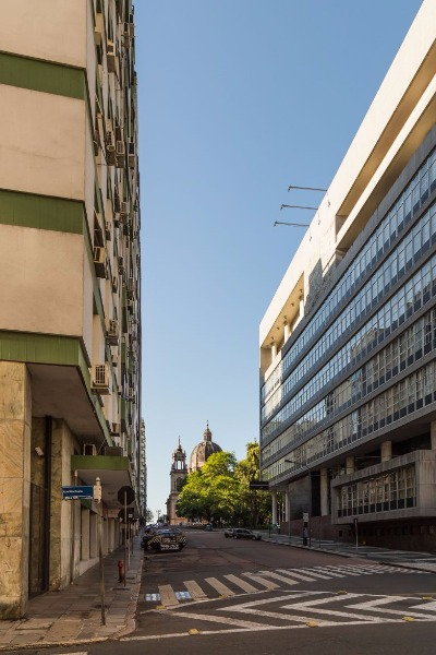 Ducati Imóveis - Apto 3 Dorm, Centro, Porto Alegre