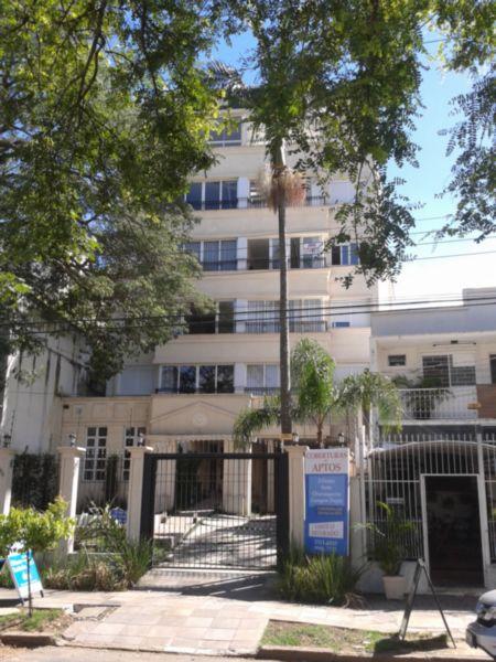 Edifício Plaza La Plata - Apto 2 Dorm, Jardim Botânico, Porto Alegre