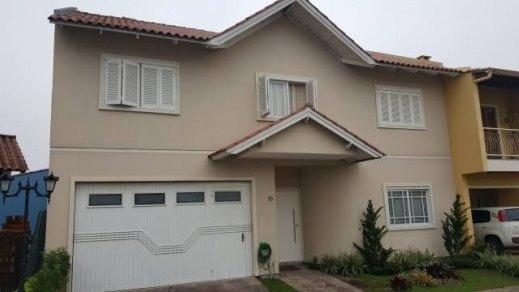 Ecoville - Condomínio Morada da Figueira - Casa 4 Dorm, Sarandi