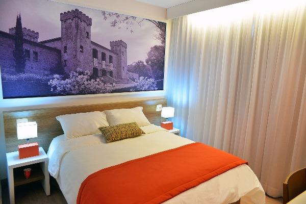 Edifício Hotel Super 8 - Flat 1 Dorm, Centro, Bento Gonçalves (99573) - Foto 5