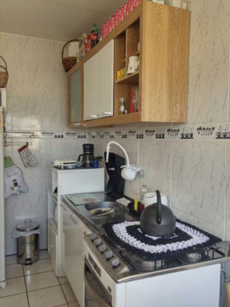 Conj. Residencial Mário Quintana - Apto 2 Dorm, Santo Antônio (99899) - Foto 14