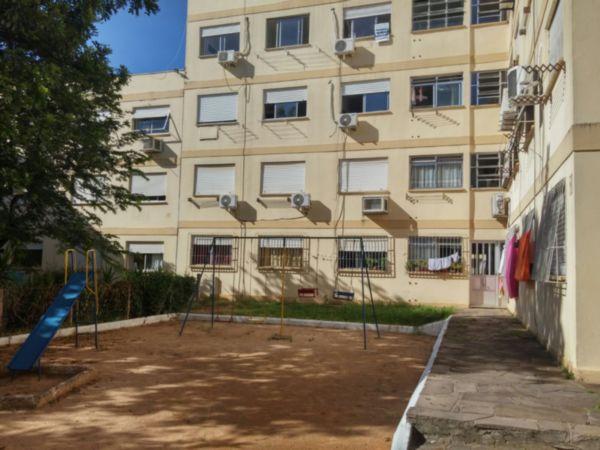 Conj. Residencial Mário Quintana - Apto 2 Dorm, Santo Antônio (99899) - Foto 2