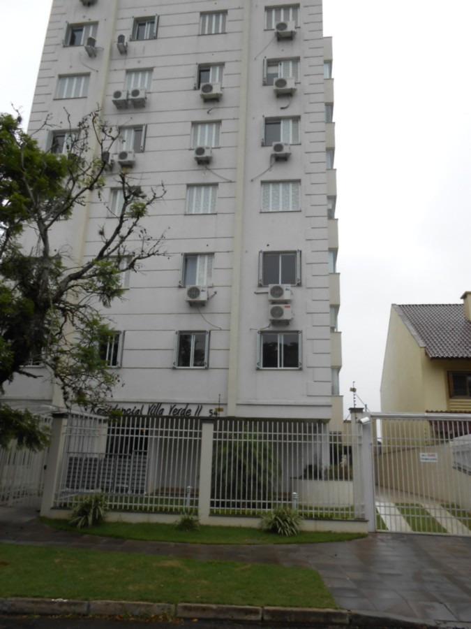 Villa Verde II - Apto 2 Dorm, Jardim Botânico, Porto Alegre (59978)