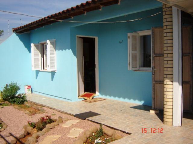 Loteamento São João - Casa 2 Dorm, Olaria, Canoas (10134)