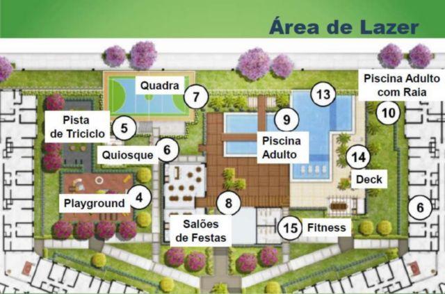 Vida Viva Clube Iguatemi - Apto 2 Dorm, Jardim Itu Sabará (11802) - Foto 14