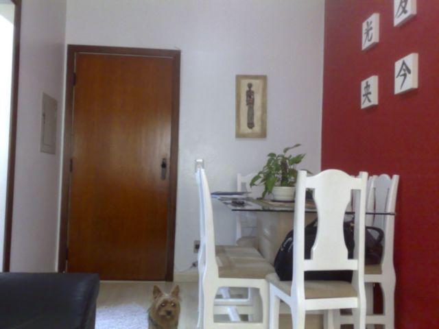 Residencial Mar. Osório - Apto 2 Dorm, São José, Porto Alegre (24155) - Foto 2
