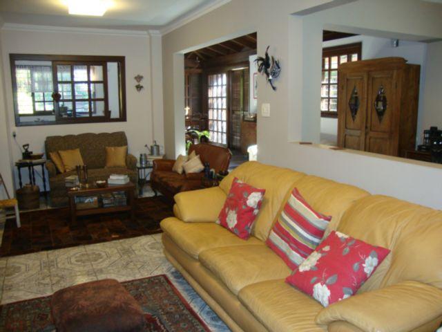 Novo Bairro Jardim Isabel - Casa 3 Dorm, Ipanema - Foto 3