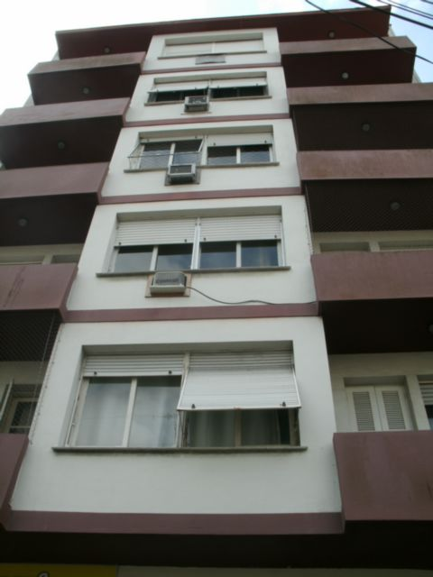Edifício Itararé - Apto 2 Dorm, Floresta, Porto Alegre (27768)