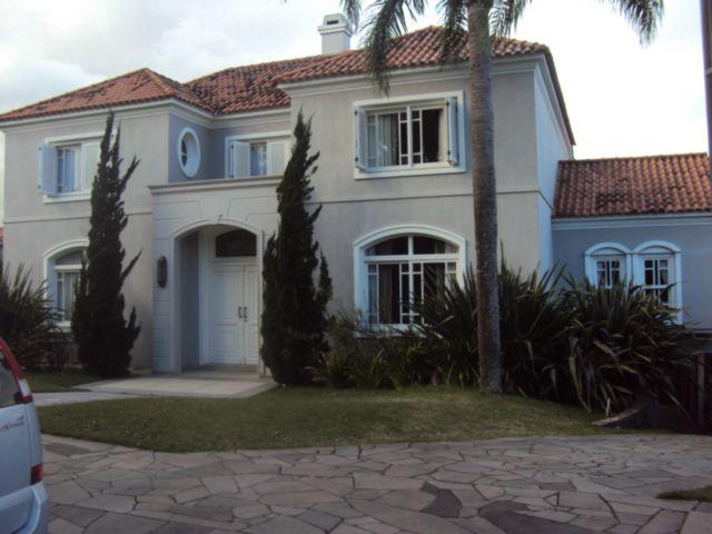 Parque Knorr - Casa 6 Dorm, Cavalhada, Porto Alegre (38396)