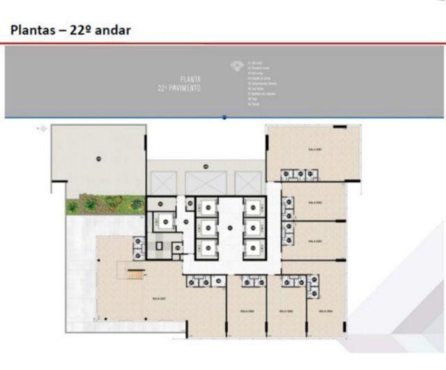 Ducati Imóveis - Sala 1 Dorm, Cristal (41918) - Foto 6
