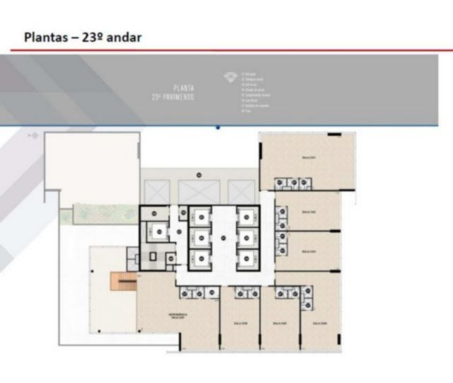 Ducati Imóveis - Sala 1 Dorm, Cristal (41918) - Foto 7