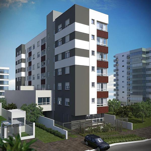 Dahshur - Apto 2 Dorm, Auxiliadora, Porto Alegre