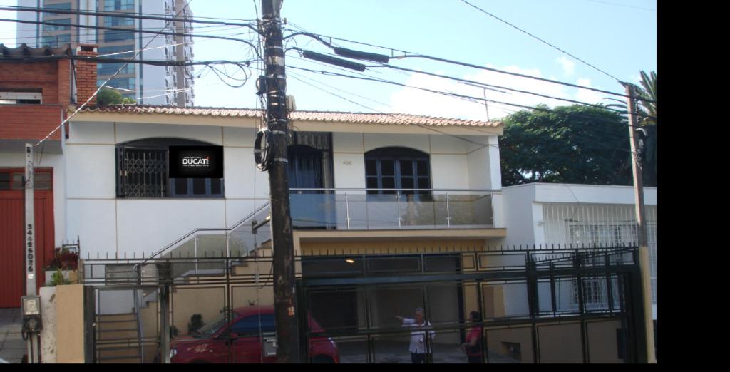 Casa - Casa 4 Dorm, Boa Vista, Porto Alegre (60330)