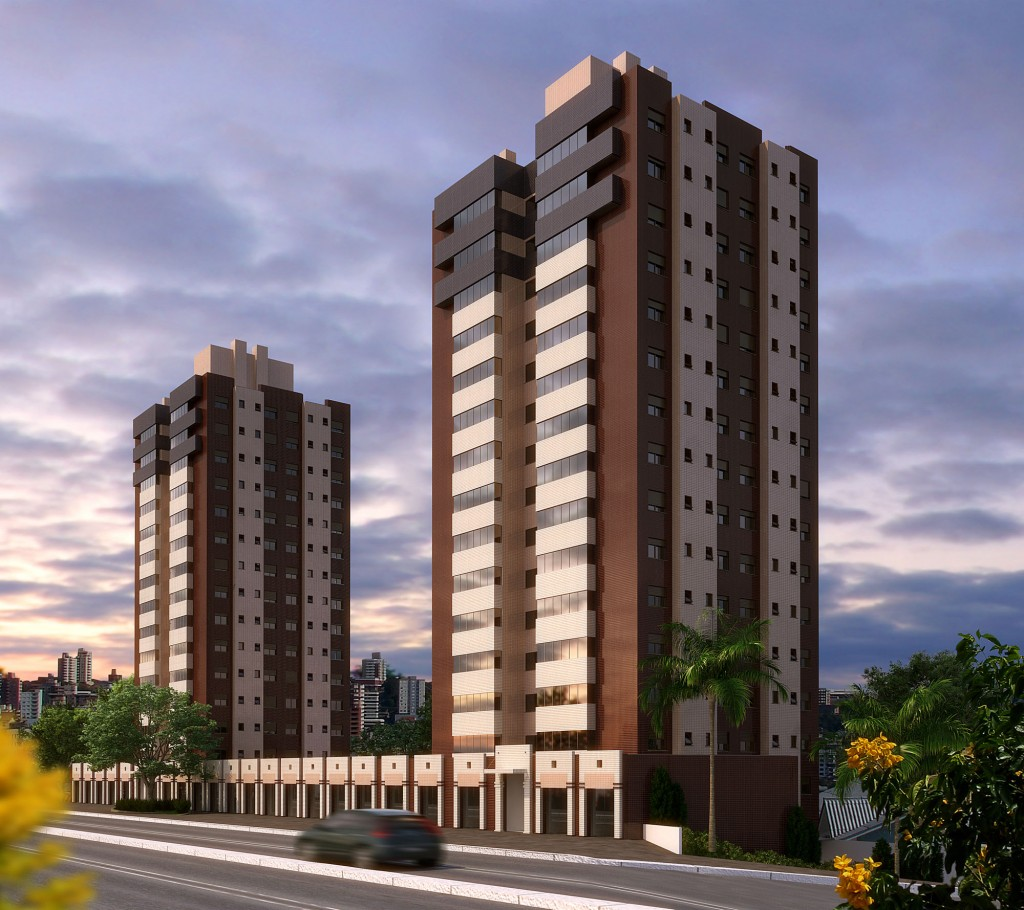 Horizons - Apto 2 Dorm, Chácara das Pedras, Porto Alegre (63716)
