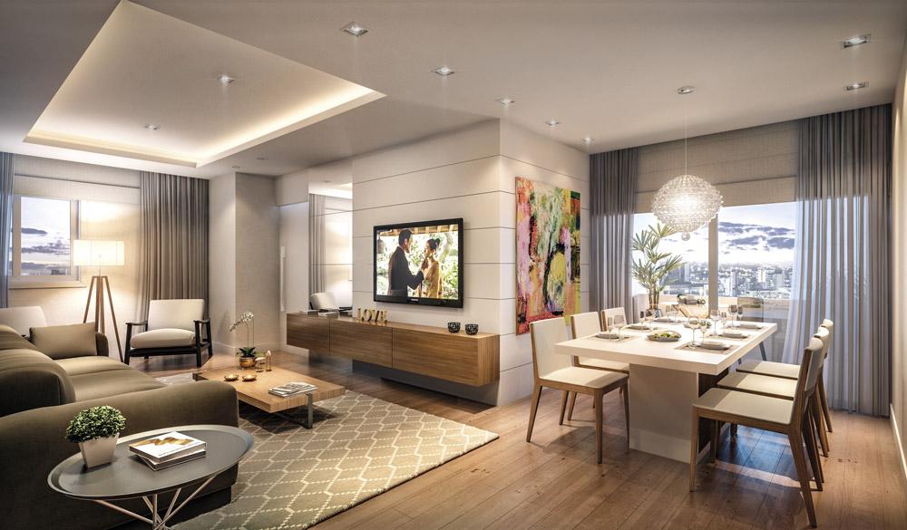 Quartier Apartments - Apto 3 Dorm, Centro, Canoas (108551) - Foto 7
