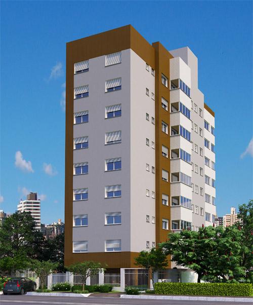 Saint Peter Residence - Apto 3 Dorm, Menino Deus, Porto Alegre (63843)