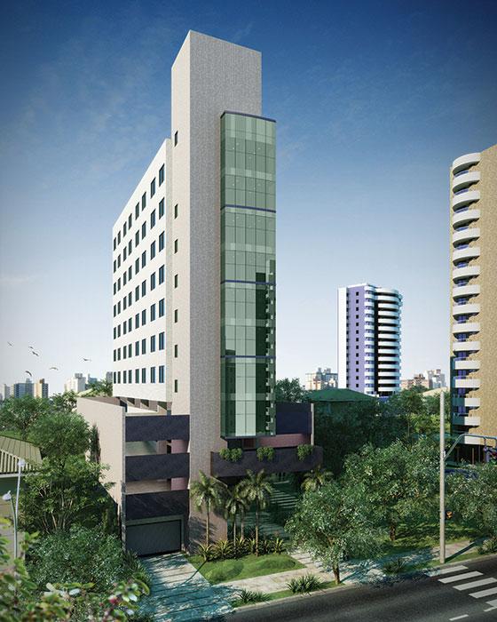 Portland Office Center - Sala, Auxiliadora, Porto Alegre (63389)
